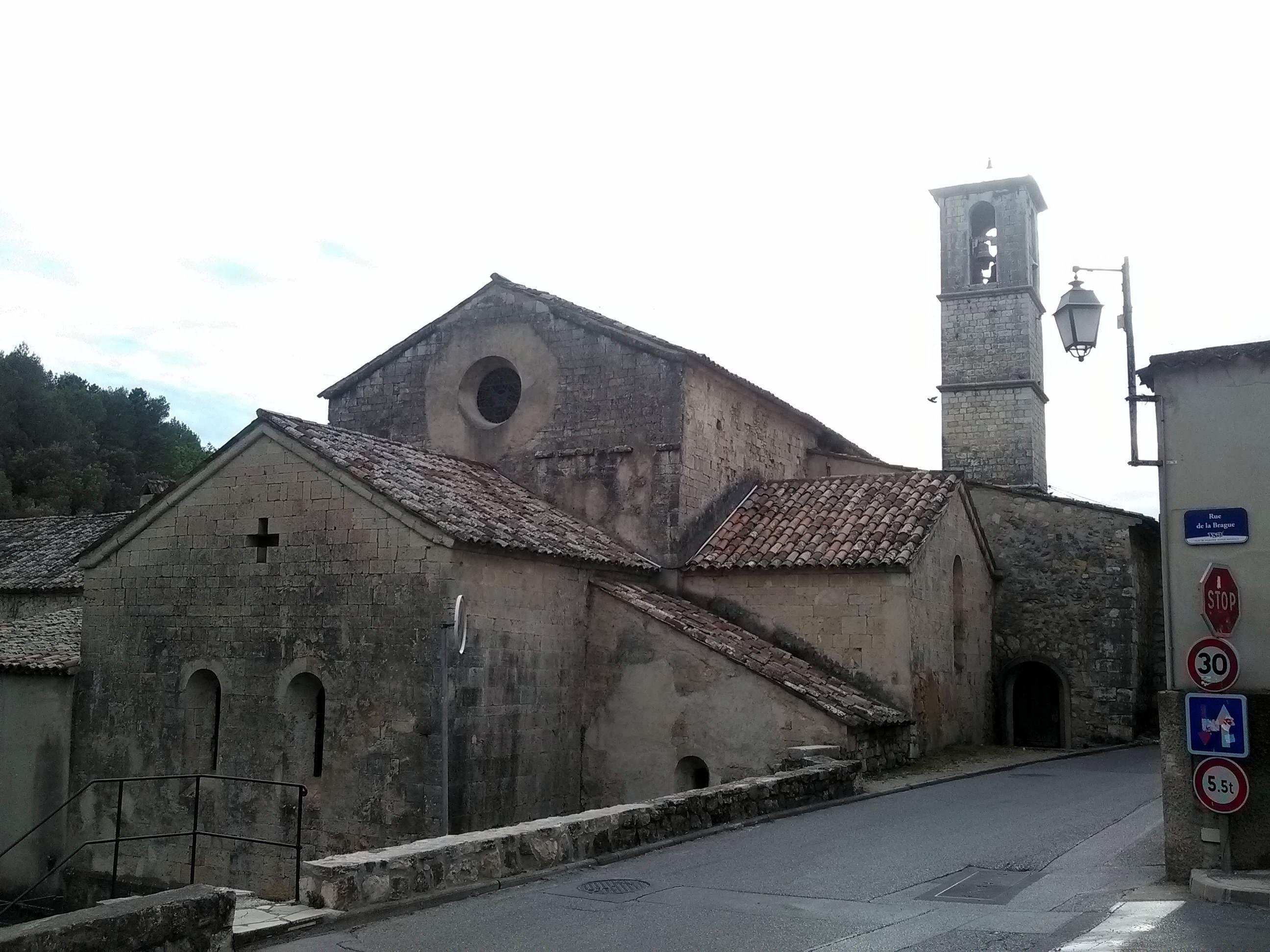 Église St Blaise de Valbonne
