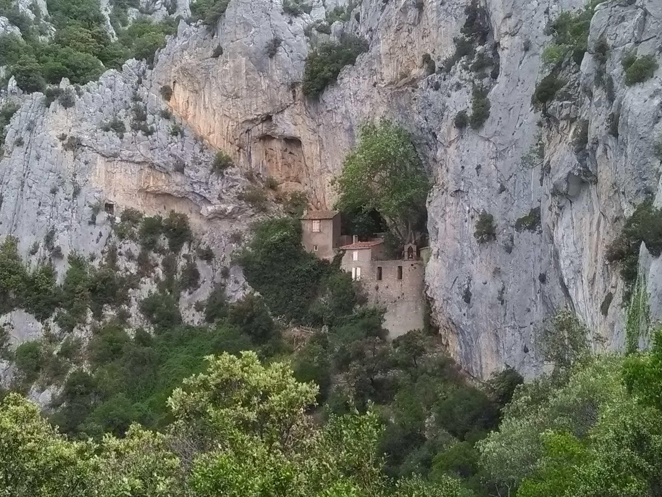 Ermitage St Antoine de Galamus