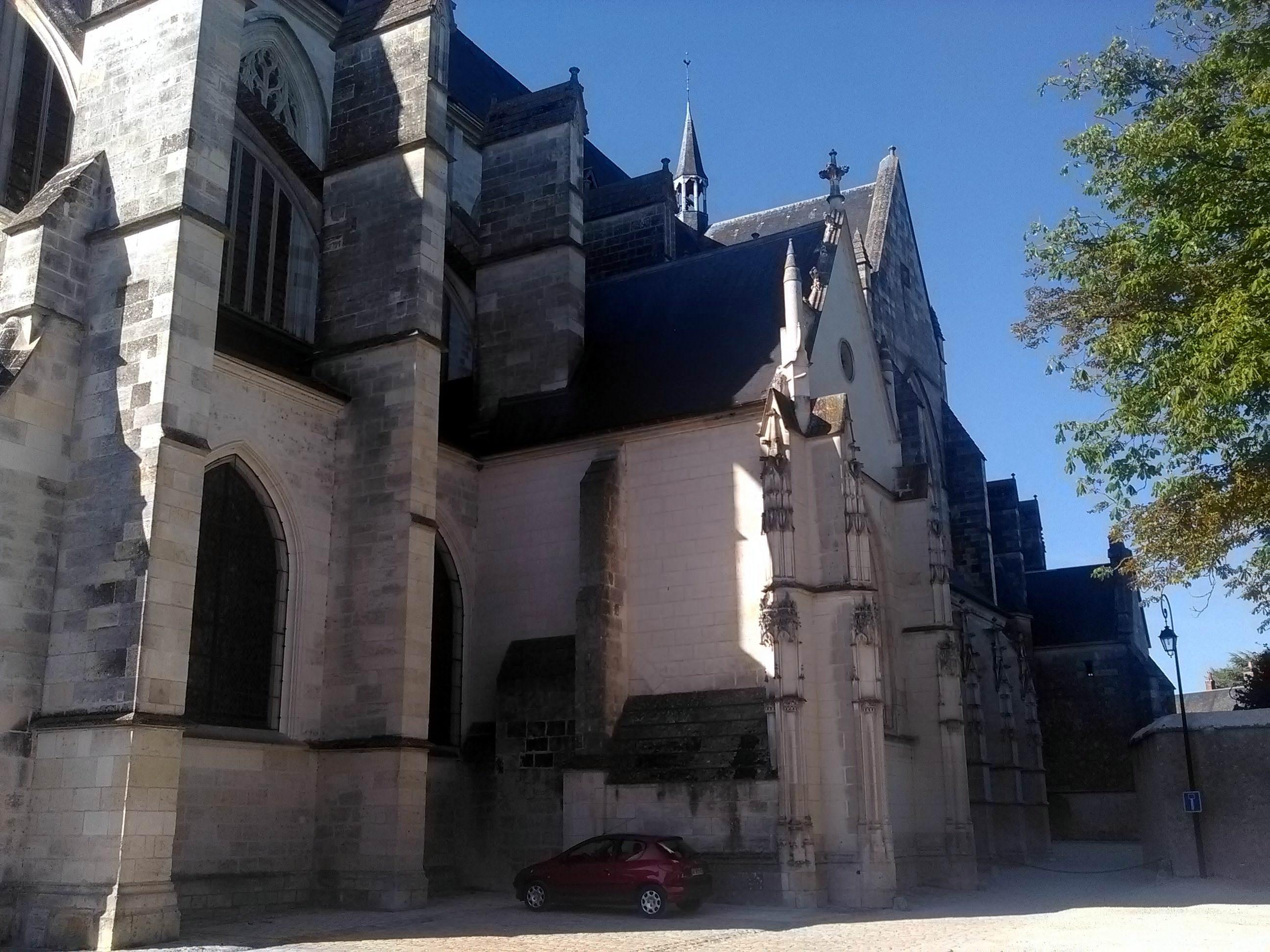 Basilique Notre-Dame de Cléry-St-André