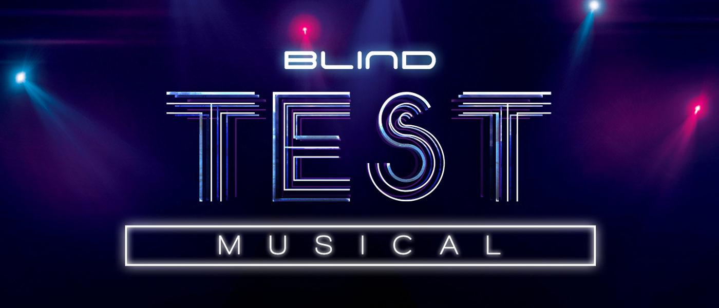 Mon blind test