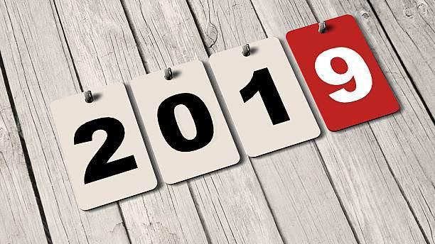 Adieu 2018, bonjour 2019 !